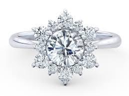 snowflake engagement ring ida poggenpoel