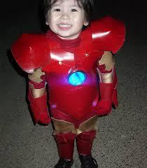 make iron man costumes