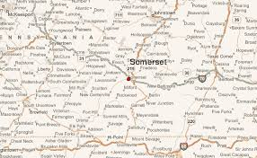 somerset map somerset pa united states pictures citiestips com