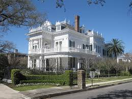wedding cake house in new orleans louisianna the garden district