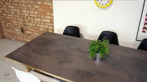 metal desk with laminate top old metal laminate top table town house pinterest plywood and