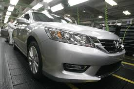 where is the honda accord made 2014 honda accord hybrid to made in u s a label