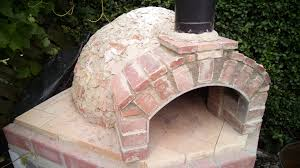 pizza oven build part 7 the outer arch gardengeek net