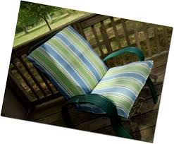 Porch Chair Cushions Comin U0027 Home How To Re Cover Patio Furniture