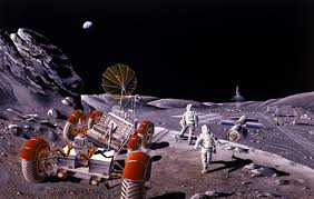 colonization of the moon wikipedia