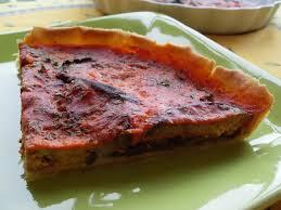 cuisiner aubergine facile tarte végétalienne aux aubergines tartes salées vegan
