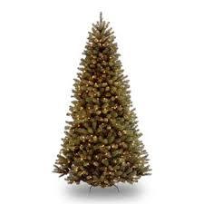 buy brown christmas tree modern christmas trees allmodern