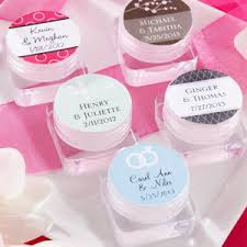 lip balm favors sweet kisses personalized lip balm 12 pieces bridal shower
