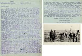 letters from the first world war 1915 the national archives