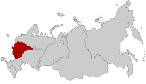 Russia Map Central Federal District Wikipedia