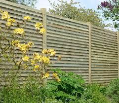 wood garden fences fence ebay electronics cars fashion