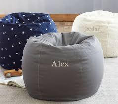 navy star glow in the dark anywhere beanbag pottery barn kids