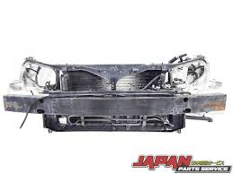 used lexus parts from japan 98 05 toyota aristo lexus gs300 2gs front cut radiator core
