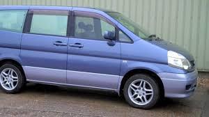 nissan serena 2000 nissan serena gp motorworks car u0026 camper sales isle of wight now