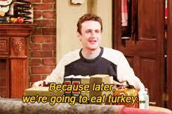 how i met your himym jason segel thanksgiving slapsgiving