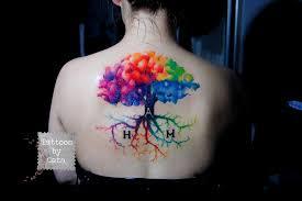 watercolor tree by tattoosbycata on deviantart