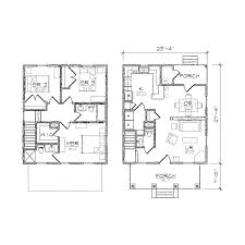 Floor Plan With Roof Plan House Plans With Gable Roof