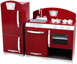beautiful red refrigerator and stove red refrigerator and stove