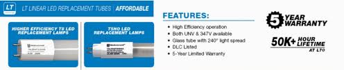 Universal Lighting Universal Lighting Technologies Expands The Led Linear Continuum