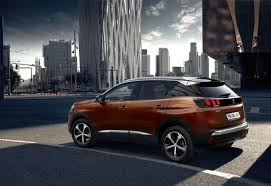 peugeot 4x4 models peugeot announce new versions of their 3008 and 5008 suv s cars