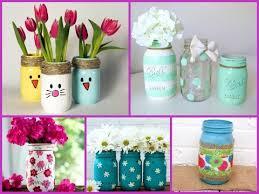 Summer Decor 25 Diy Mason Jar Crafts Ideas Easy Spring And Summer Decor Youtube