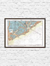 Charleston Sc Map Charleston Map Art Products Pinterest Products Poster And Art
