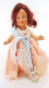composition madame alexander wendy ann doll painted 1930 home
