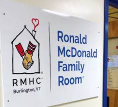 The Ronald McDonald Family Room Ronald McDonald House - Ronald mcdonald family room