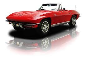 1964 stingray corvette convertible 1964 chevrolet corvette rk motors