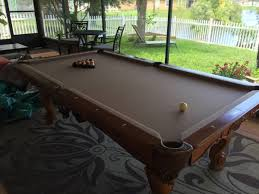 used pool tables for sale by owner used pool tables for sale jacksonville florida jacksonville