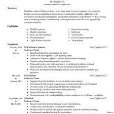 resume sles for hr freshers download firefox resume format for software tester inspirational fresher template
