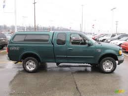 2000 ford f150 4x4 amazon green metallic 2000 ford f150 xlt extended cab 4x4 exterior
