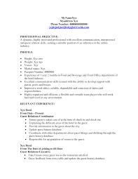 100 hostess job resume busboy resume sample reentrycorps