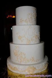 lace wedding cakes wedding cake gallery new orleans custom wedding cakes cake