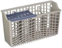 Kitchenaid Dishwasher Utensil Holder Amazon Com Whirlpool 8539107 Dishwasher Silverware Basket Home