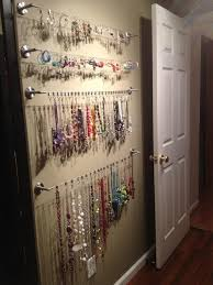 Ikea Wall Mount Jewelry Armoire Best 25 Jewelry Wall Ideas On Pinterest Jewelry Organizer Wall