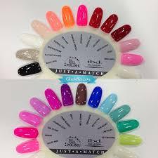 44 best ibd just gel swatches images on pinterest gel nail