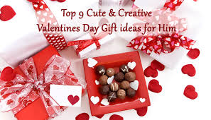 valentines day presents for top 9 creative s day gifts for him ground report