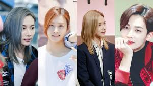 hairstyles through the years seventeen jeonghan s comeback hairstyle is drastically different