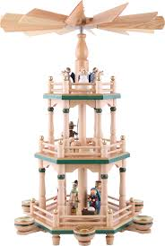 3 tier pyramid colors 48 cm 19in by kwo