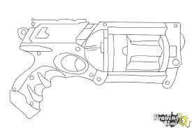 black friday nerf guns nerf gun coloring pages 7354