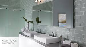 glass bathroom tile ideas tile ideas and tile trends at the home depot