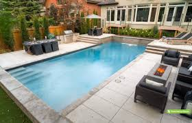 Deep Backyard Pool by Landscaping Patios U0026 Decks Betz Pools