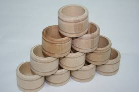 how to set a table with napkin rings 25 wood napkin ring holder unfinished wood napkin ring holder diy