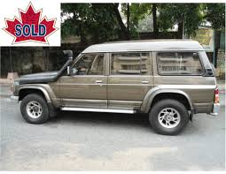 nissan safari for sale 1996 nissan safari lhd 99 000 kilometers amazing auto imports