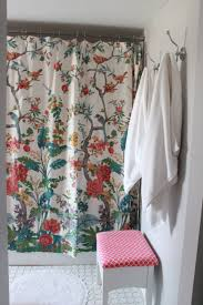 Blue Gingham Shower Curtain Pottery Barn Red Gingham Shower Curtain U2022 Shower Curtain Ideas