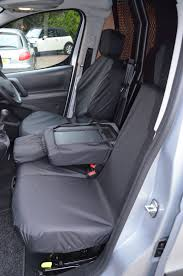 peugeot partner 2008 partner 2008 on easy fit tailored van seat covers single double