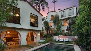 spanish for home 3 spanish style homes in los angeles california robb report