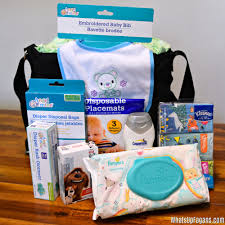 how to throw a completely diaper themed diaper baby shower