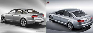compare lexus vs audi photo comparison new 2012 audi a6 vs old 2010 audi a6
